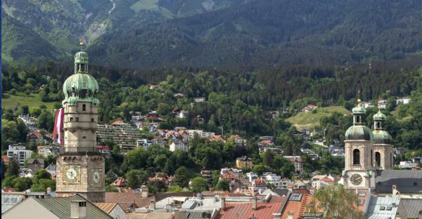 """Neuerscheinung: """"Geschichte der Stadt Innsbruck"""""""