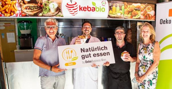 Am Naschmarkt: Kebab wird jetzt bio