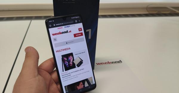 Tech-Blog: Vivo V21 5G im Test - Selfie Star!