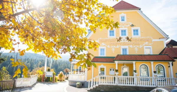 Urlaub in Joglland Hotel*** Prettenhofer gewinnen!