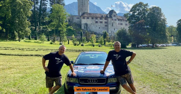 Tiroler Buam: Auf Tour für Leonie