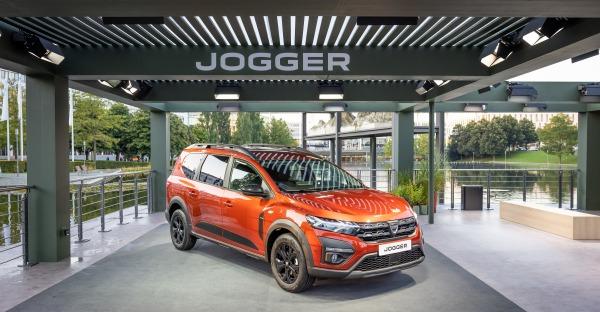 Dacia: Jogger wird bald laufen