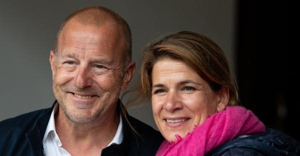 Heino Ferch mit 58 Jahren nochmals Vater geworden