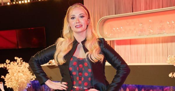Nach Covid-Auszeit: Karina Sarkissova ist wieder da