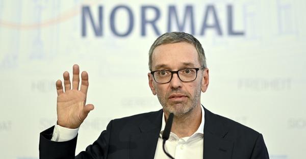 """Herbert Kickl: """"Amoklauf der Bundesregierung"""""""