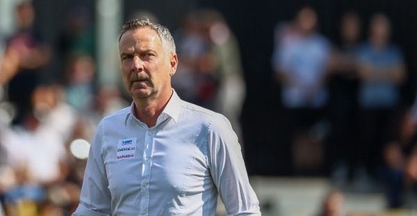 LASK Linz: Trainer Thalhammer ist raus