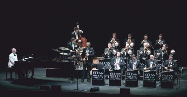 Vöcklabruck: 35 Jahre Glenn Miller Orchestra Jubiläumsshow