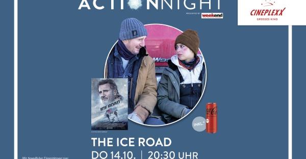 Cineplexx Action Night powered by Weekend Magazin
