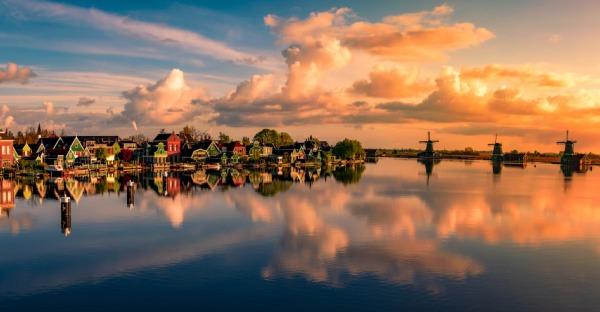 Amsterdam - die schönste Stadt Europas?