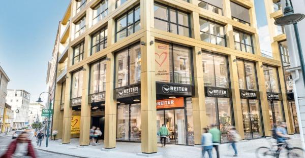 Betten Reiter Linz eröffnet Flagshipstore in Linz!