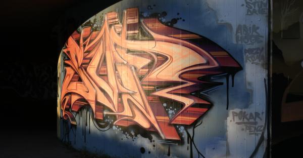 Straßenkunst – eine Graffiti-Tour durch Innsbruck!
