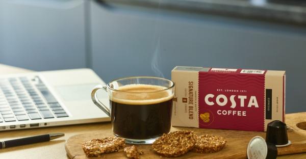 Costa Coffee-Set zu gewinnen!