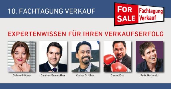 Tagung für mehr Verkaufserfolg
