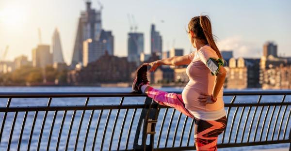Mit 9 Sportarten fit in der Schwangerschaft!