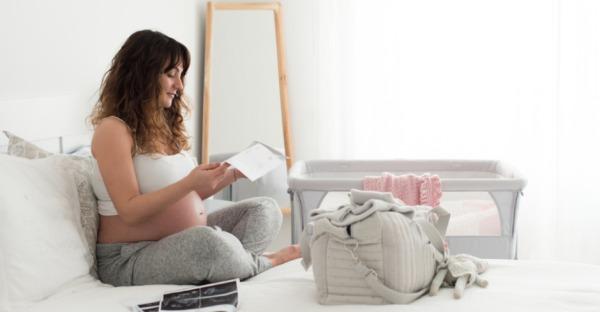 Packen für die Geburt: Checkliste für die Kliniktasche