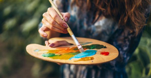 Warum Sie noch heute anfangen sollten zu malen