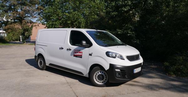"Test: Peugeot e-Expert - ""E"" für Professionelle"