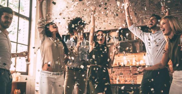 Partys & Events: Die beliebtesten Trends
