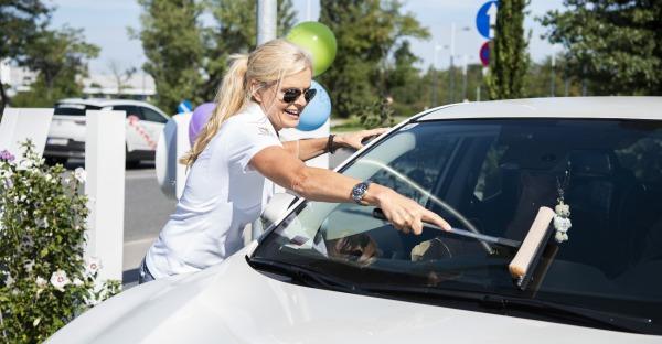 Car Wash Day 2021 in Klagenfurt