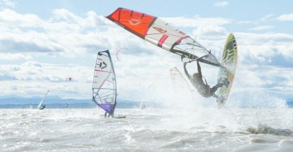 Surf Games in Podersdorf am Start