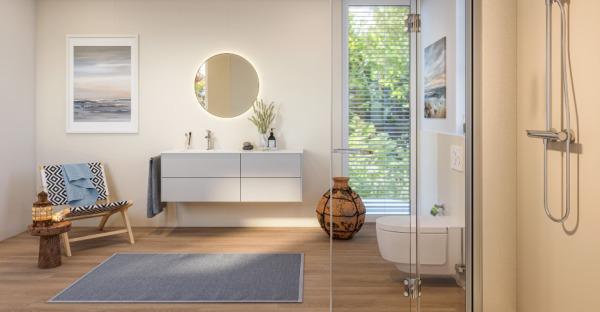 Neue Zeit – Neues Bad: Hausmesse bei Viterma