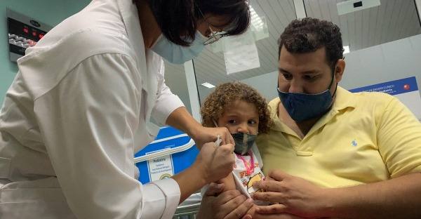 Kuba impft bereits Kinder ab 2 Jahren gegen Corona