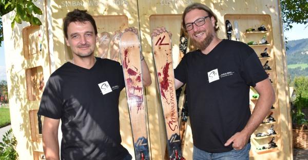 Tag der offenen Tür in der Skimanufaktur Buch