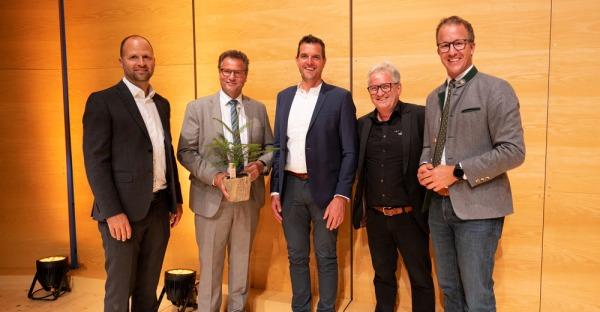 Verleihung des 14. Holzbaupreis in Schwarzenberg