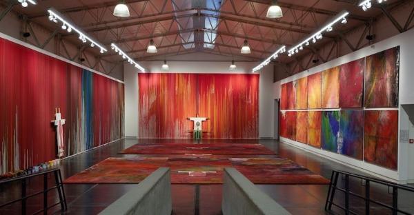 Bayreuth Walküre im Nitsch-Museum