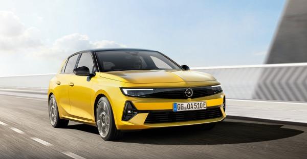 Opel: Neuer Astra ab sofort bestellbar
