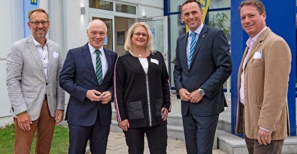 30 neue Betriebe - IZ NÖ-Süd wächst!