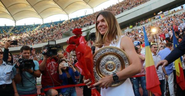 Linz zieht Allzeit-Größe an Land: Tennis-Star Simona Halep kommt