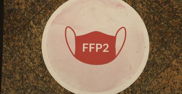 Sie ist wieder da: FFP2-Maskenpflicht im Handel