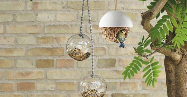Möbel für Vögel: Die schönsten Vogelhäuser
