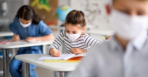 20 Prozent der Coronafälle bei Kindern