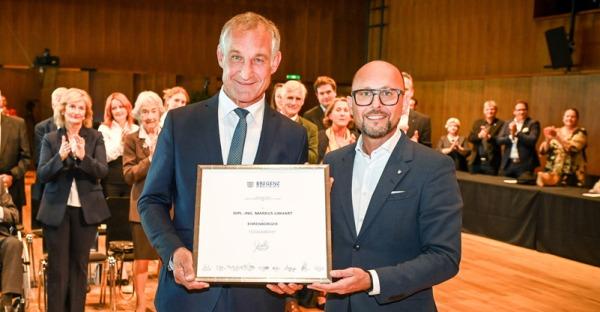 Bregenzer Ehrenbürger: Markus Linhart
