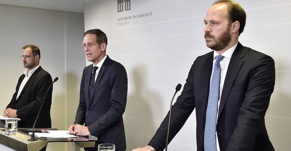ÖVP unter Verdacht: Opposition beschließt neuen U-Ausschuss