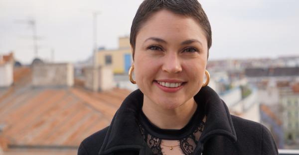 Lyrikerin Isabel Folie im großen Weekend-Interview
