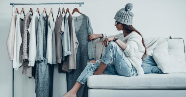 Kleiderschrank voll? So verkaufen Sie erfolgreich auf Online-Portalen