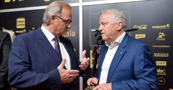 """Scheidender Präsident Windtner sieht ÖFB """"gut aufgestellt"""""""