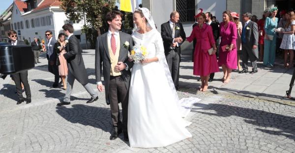 Gräfliche Hochzeit in Hohenems