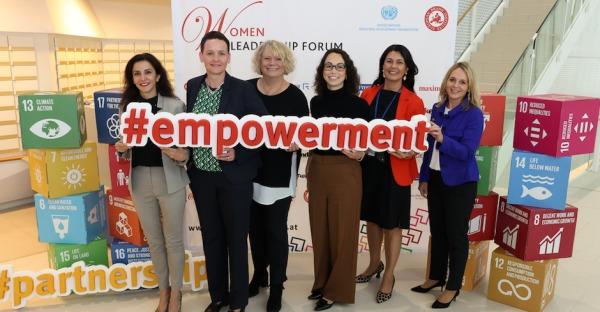 Women Leadership Forum im Zeichen des Wandels